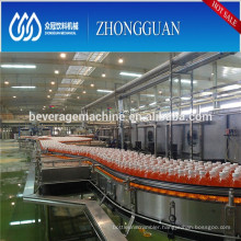 2015 design Hot Juice Filling Machine / Machine For Natural Juice / PET Plastic Juice Bottle