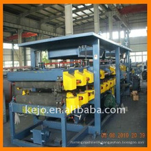 PES mineral wool pu Sandwich rood and wall Panel cut Roll Forming Machine