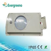 New 6watt All in One Solar LED Street Light LED Garden Park Lamp Free Shipping