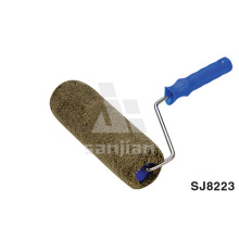 Sj8223 EU Style Paint Roller Brush with Polypropylene Tube