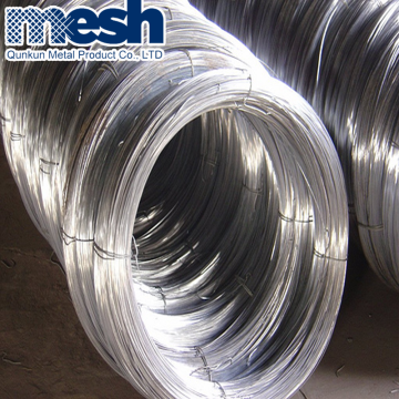 Electro Galvanized Wire qualificado