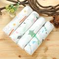 Cobertura de bambu do bebê da fibra, bebê Cobertor De Manta