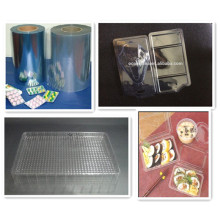 Thermoforming Rigid APET Film for Food Packaging