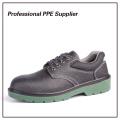 Chaussures de sécurité en métal bon marché d'injection d'unité centrale