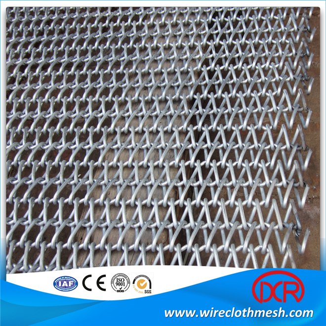 304316 Stainless Steel Wire Mesh Belt