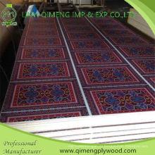 Линьи конкурентоспособная Цена 1220x2440 мм бумажный верхний слой фанеры в горячей продажи