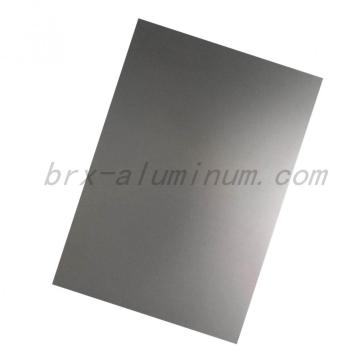 Decorative Sandblasting Anodized Aluminum sheet