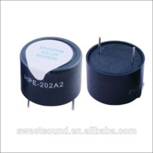 active piezoelectric buzzer dia. 23mm height 16mm piezo buzzer