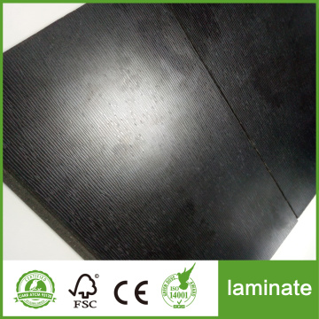 12mm+AC4+HDF+Black+Oak+Laminate+Flooring