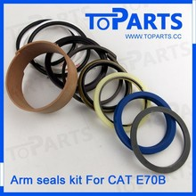E70B Hydraulic Cylinder Seal kit For CAT E70B Arm seals kit Excavator Hydraulic spare parts