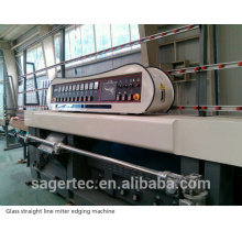 Hot Sell Glass Straight Line Miter Edging Machine China Manufacturer