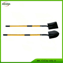 Fiberglass Long Handle Digging Shovel Farming Tools