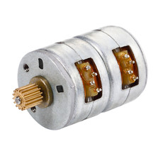 Step Motor 20BYJ46, Micro Stepper Motor 15BY25, Stepper Motor with Gear Reduction for Air Conditioner Customizable