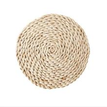 natural fiber woven placemats