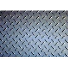 1180 plaque à damier en aluminium