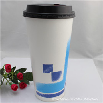 Wholesale Hot Drinking Paper Cup 12 Oz with Paper Cup Blanks
