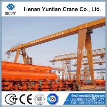 Single Girder Semi Gantry Crane 12Ton15Ton 25Ton