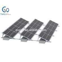 Flat Roof Concrete Based Solar Aluminum Bracket Triangle Mount