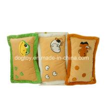 Прекрасная плюшевая подушка для плюшевого медведя