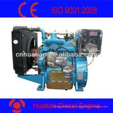 Motor diesel gemelo del cilindro 295D y 2100D