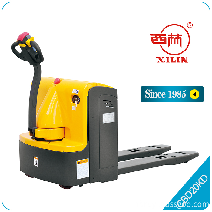 Xilin CBD-KD walkie electric pallet jack