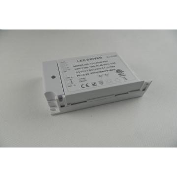constant voltage 12volt 48watt phase dimmable driver