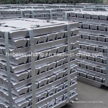 A7 Lingot d'aliuminium à haute teneur en algue Quliaty