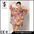 Flower printed fat women beachwear dresses woman sexy dress woman night dress                                                                                                         Supplier's Choice