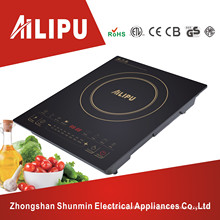 Pure Copper Coil with Crystal Plate Soft Touch Induction Cookers