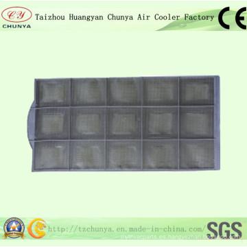 Partes del refrigerador de aire Preflitador de polvo (CY-preflitador)