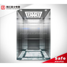 4 6 8 10 Person Home-use Passenger Lift AC Drive Type Home Fast Speed Elevator