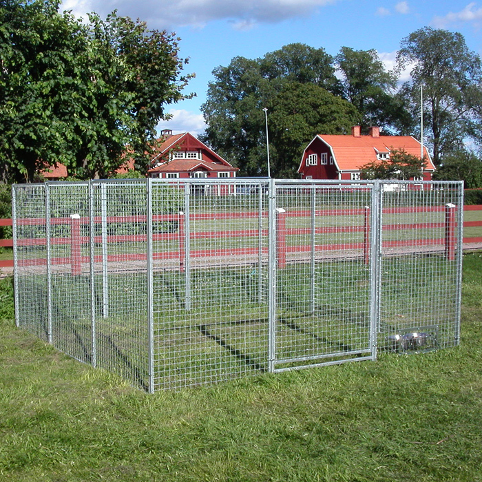 Pet Enclosure Outdoor Heavy Duty Dog Run Kennel