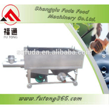 Size adjustable deep fryer machine for fried snack food