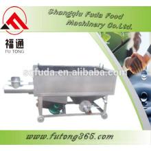 Máquina de fritadeira ajustável de tamanho para lanches fritos