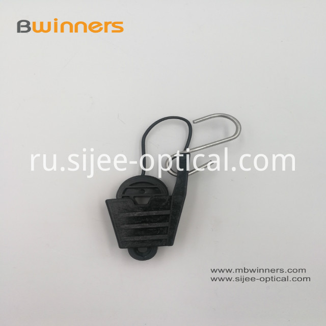 Fiber Optic Adjustable Cable Clamp