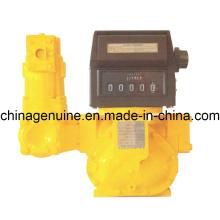 Zcheng Medidor de flujo de desplazamiento positivo Zcm-620