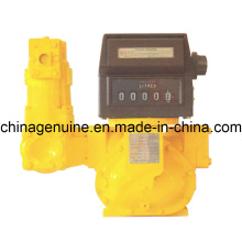 Zcheng Positive Displacement Flow Meter Zcm-620