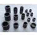 anillo de sello de grafito resistente a la fricción