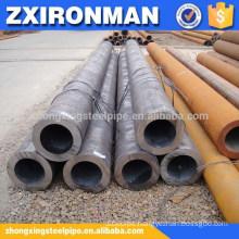 ASTM A106/A53 Gr.B API 5L Gr.B building material steel pipes