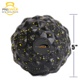 Gym 4.7In PU Yoga Spiky Double Massage Ball