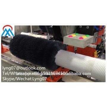 Machine de marquage de brosse ronde de 2 axes / machine de brosse de rouleau / machine ronde de brosse / machine ronde de forage de brosse et de tufting
