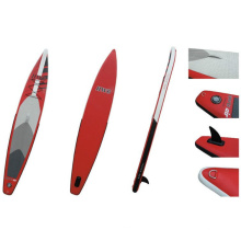"380cm / 12′5 ""inflable Popular Stand up Paddle, tablero Sup, tabla de Surf, Racing Board"