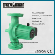 Dn50 Flange Connection Circulator Booster Water Pumps