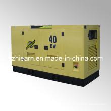 Water-Cooled Diesel Generator Set Silent Type (GF2-40KW)