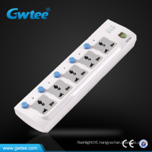 waterproof panel mount ac socket with switch GT-N64
