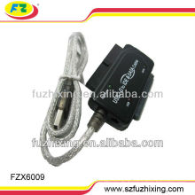 USB2.0 bis 2.5 / 3.5 SATA IDE Konverter Kabel