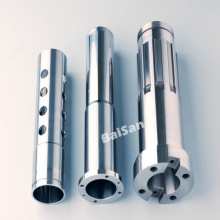 Machining Journal Shaft Parts According to the Drawing