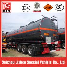 Sulfuric Acid Tanker Semi Trailer