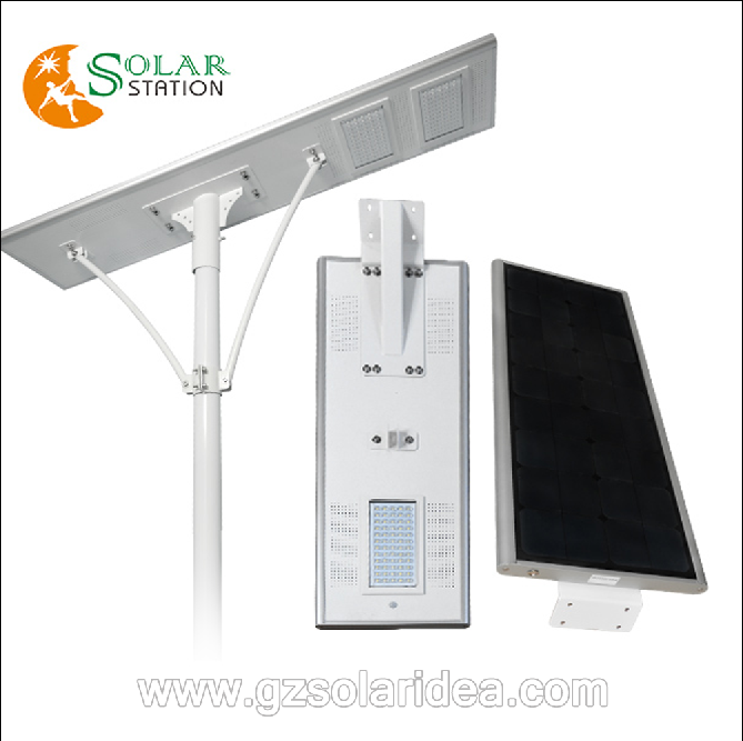 Solar Panel 80w Replacement Led Street Light Ip65