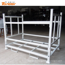heavy duty stackable metal tire display rack for stores